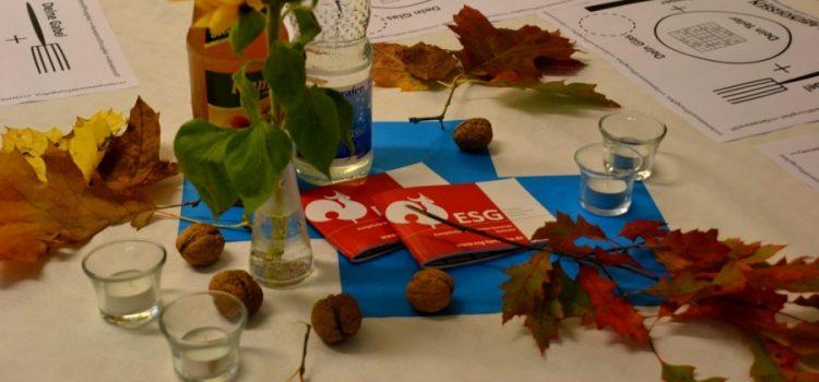 Eröffnungsfest und -gottesdienst WS 2015/16